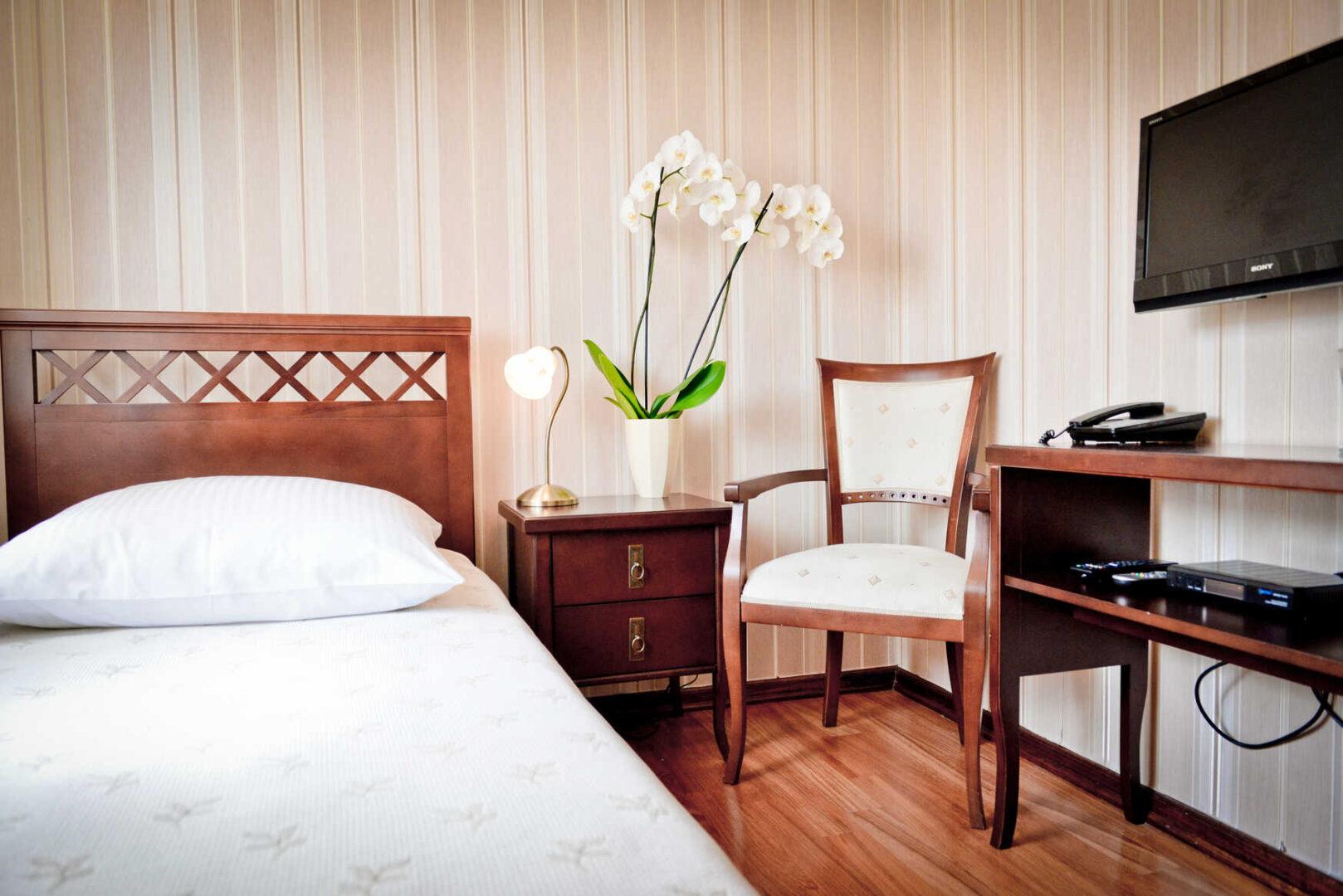 pokój dla jednej osoby w hotelu koloseum turek