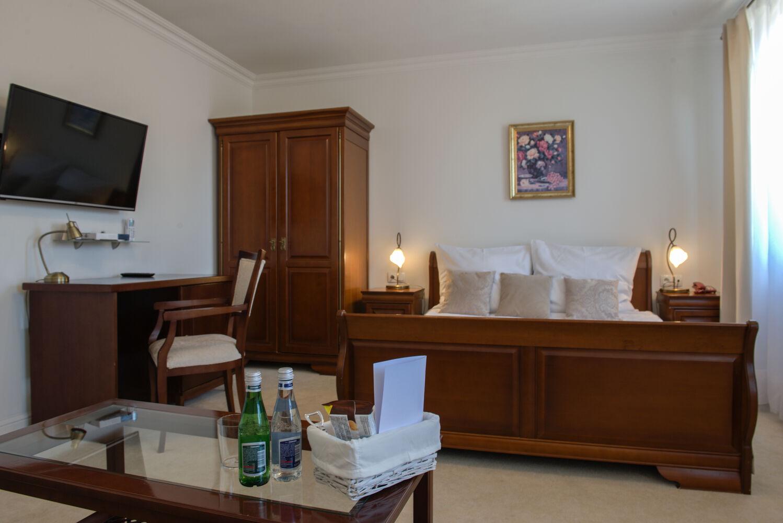 przytulny pokój w centrum turku