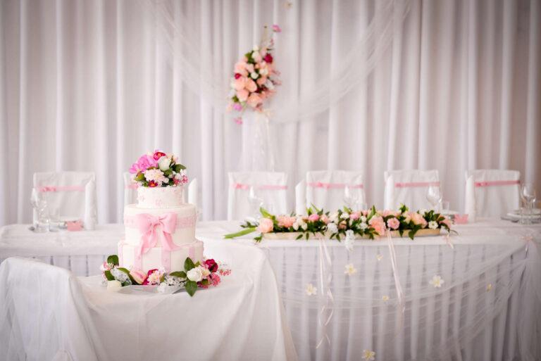 stół weselny turek